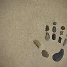 Hand Sand by Tony Lomas