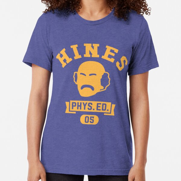 Hines Phys. Ed. Tri-blend T-Shirt