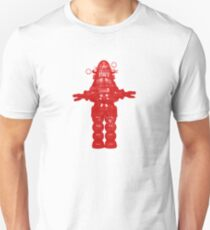 Robby Robot Unisex T-Shirt