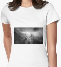 LONG EXPOSURE Women's Fitted T-Shirt
