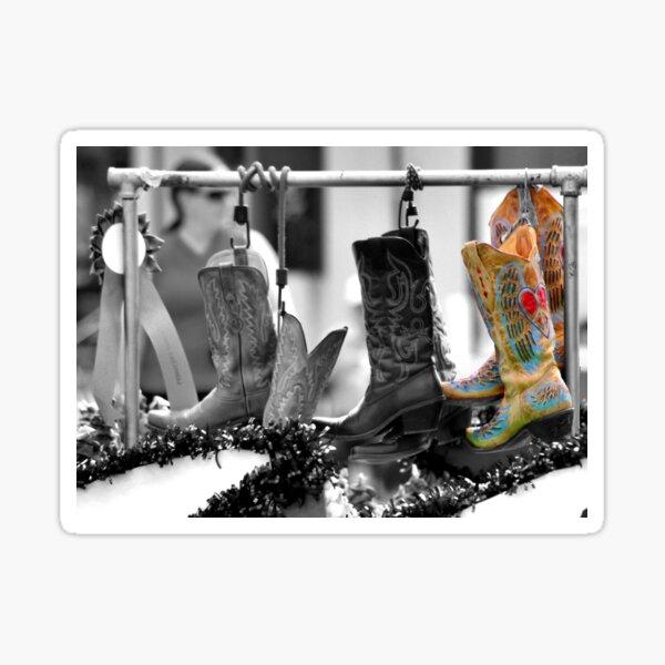 Cowgirl Couture II Sticker