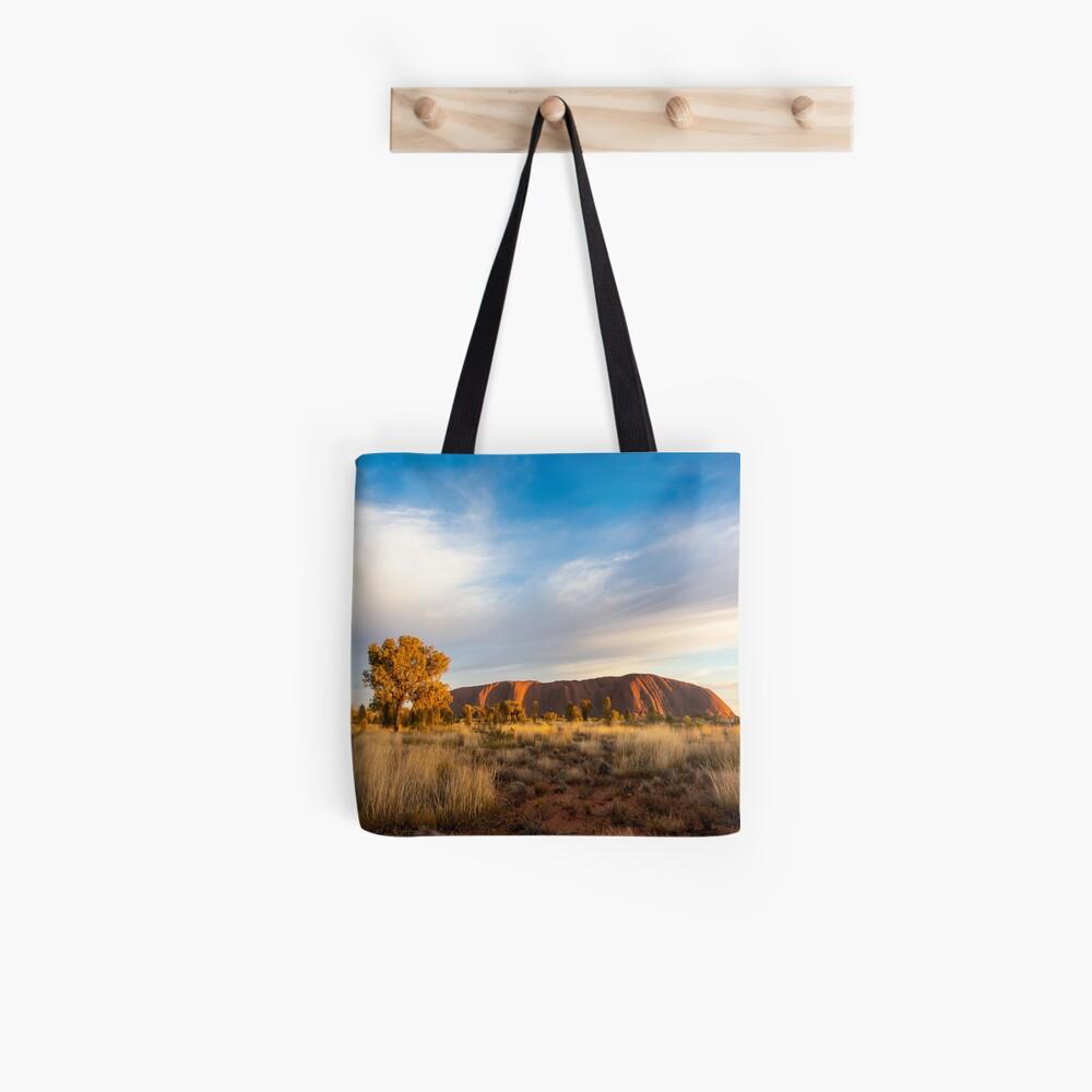 Uluru, Northern Territory Australia Tote Bag