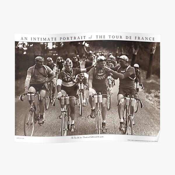 An Intimate Portrait Of The Tour De France Poster