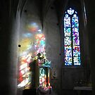 Colours of glass by John Dalkin