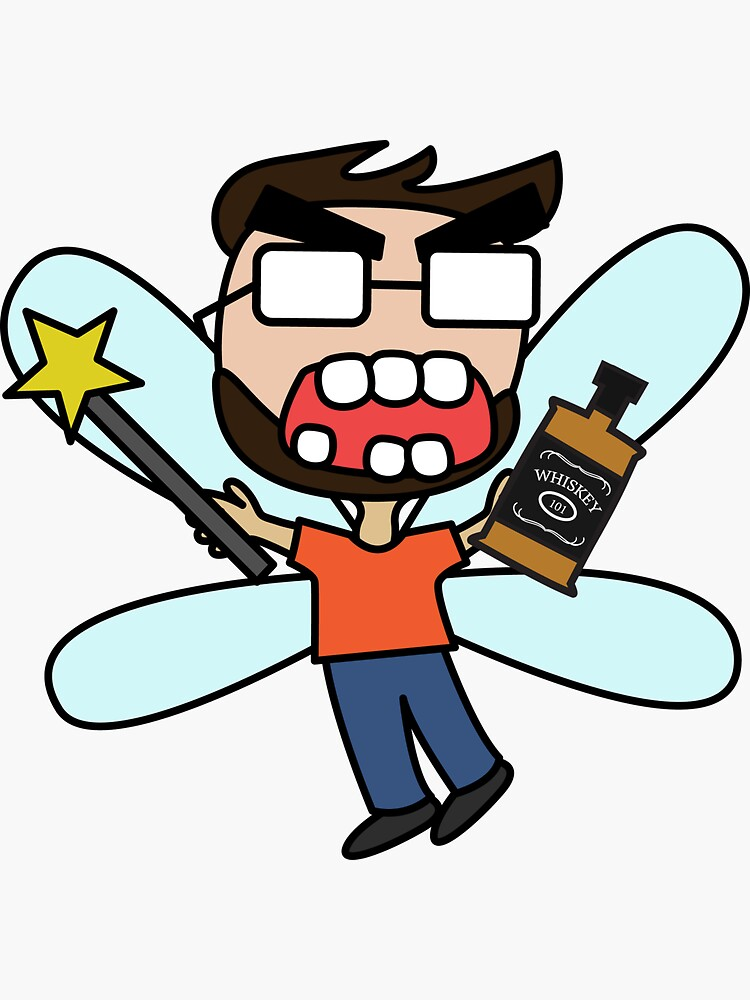 angry zombie whiskey fairy kyle by shortstack