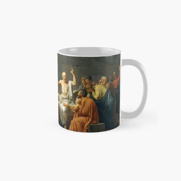 Death Of Socrates Classic Mug