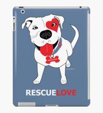 Rescue Love iPad Case/Skin