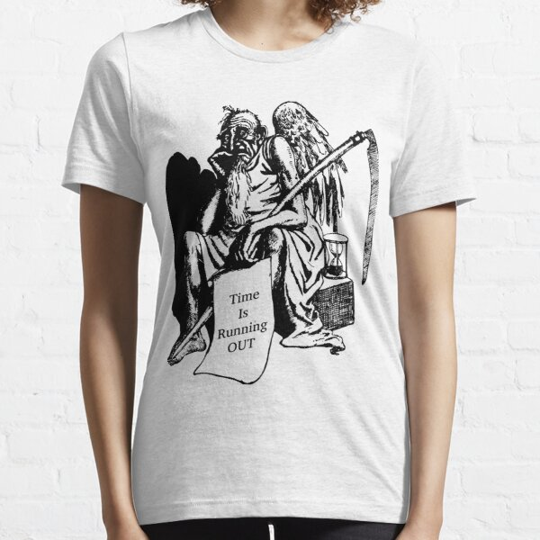 Old Father Time Essential T-Shirt