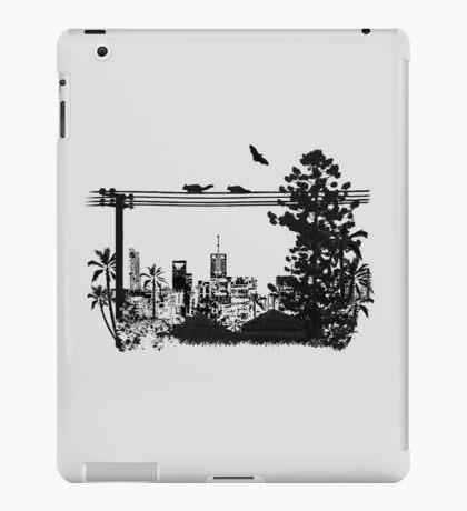Brisbane Evening Skyline iPad Case/Skin
