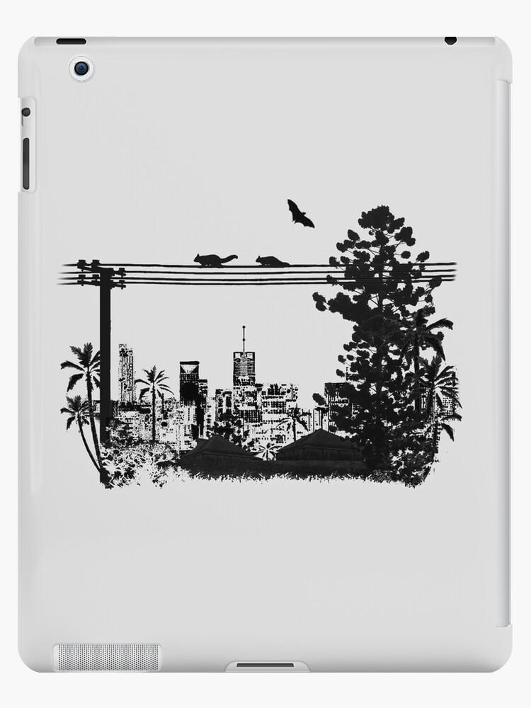 Brisbane Evening Skyline by Rob Price