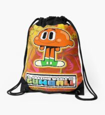Darwin Waterson | The Amazing World of Gumball Drawstring Bag