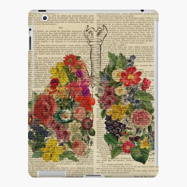 lungs, human, organ, sketch iPad Snap Case