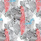 Carrickalinga Map by TripodDogShop