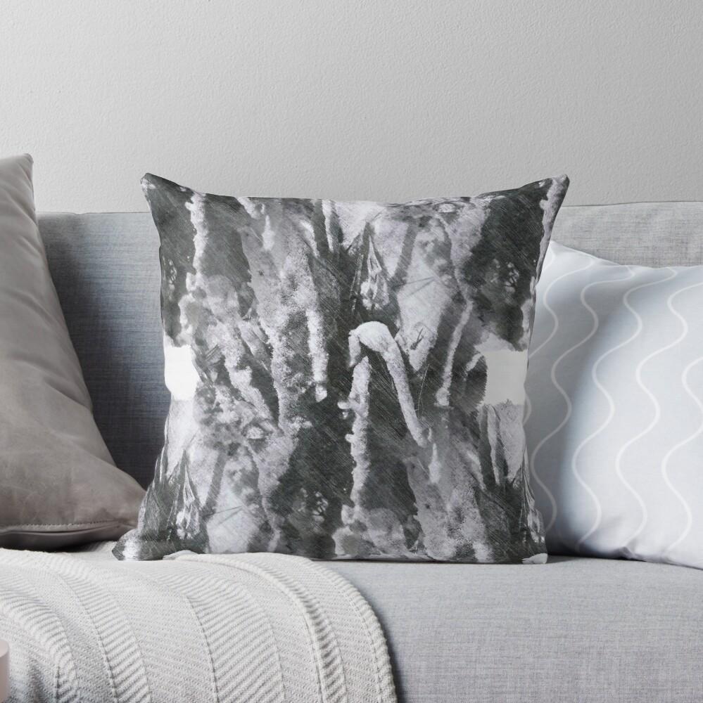 Carrickalina Sponge Throw Pillow