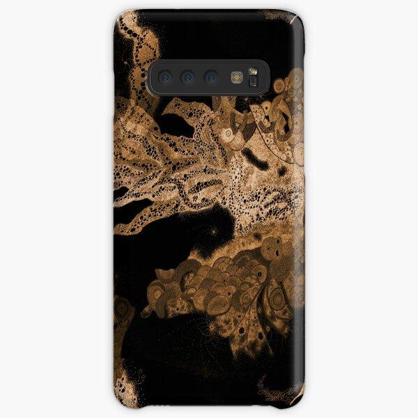 Carrickalinga Waves Gold Samsung Galaxy Snap Case