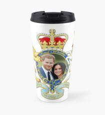 Prince Harry and Meghan Markle Travel Mug