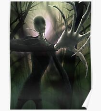 Him (the Slender Man) Poster