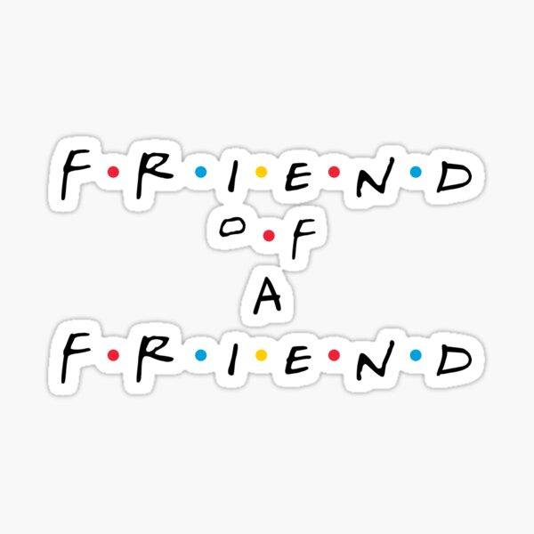 Lake Malawi - ESC 2019  - Friend Of A Friend Sticker