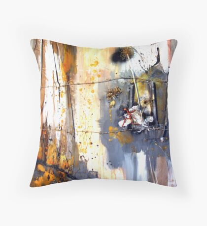 Finding a Way out Throw Pillow