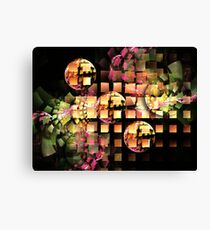 Space to create Canvas Print