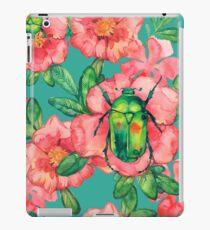 - Wild rose pattern - iPad Case/Skin