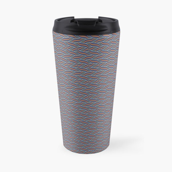 Products with decorative surface Travel Mug