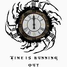Time Is Running Out by IainJeff