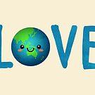 Earth Love - Australien und Asien von daisy-beatrice