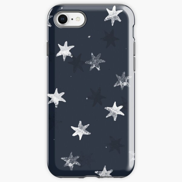 Stamped Star iPhone Tough Case