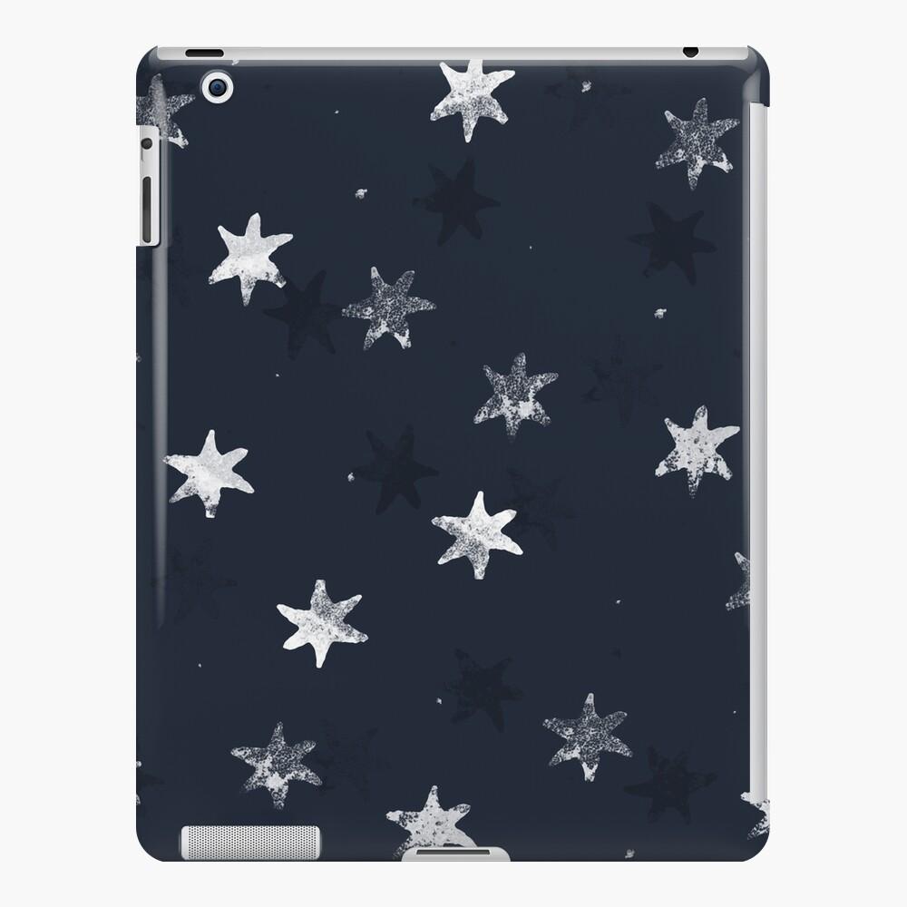 Gestempelter Stern iPad-Hülle & Skin