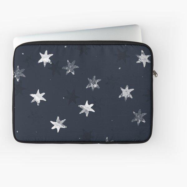 Stamped Star Laptop Sleeve