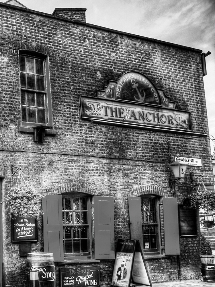 The Anchor Pub London von Londonimages