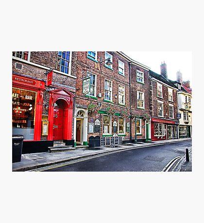 York Street Photographic Print