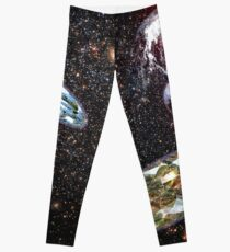 Escape From Earth Leggings