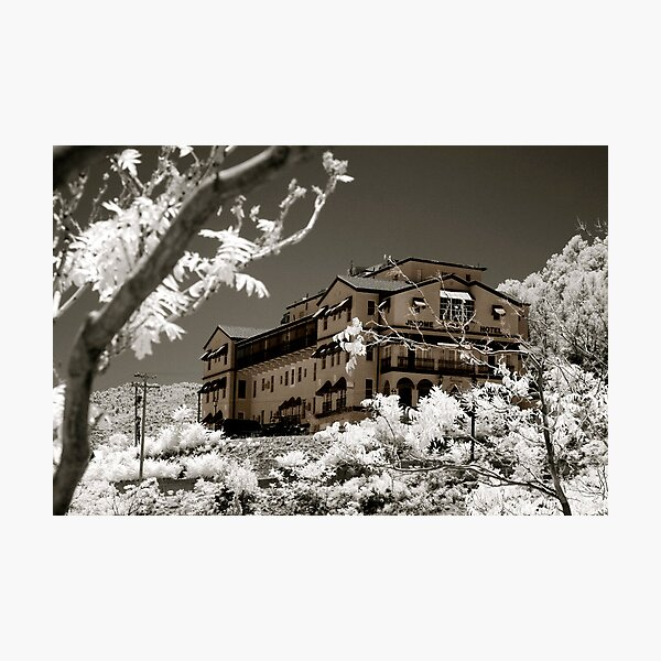 The Jerome Palace Photographic Print
