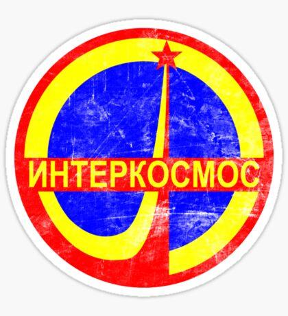ИнтерКосмос Sticker