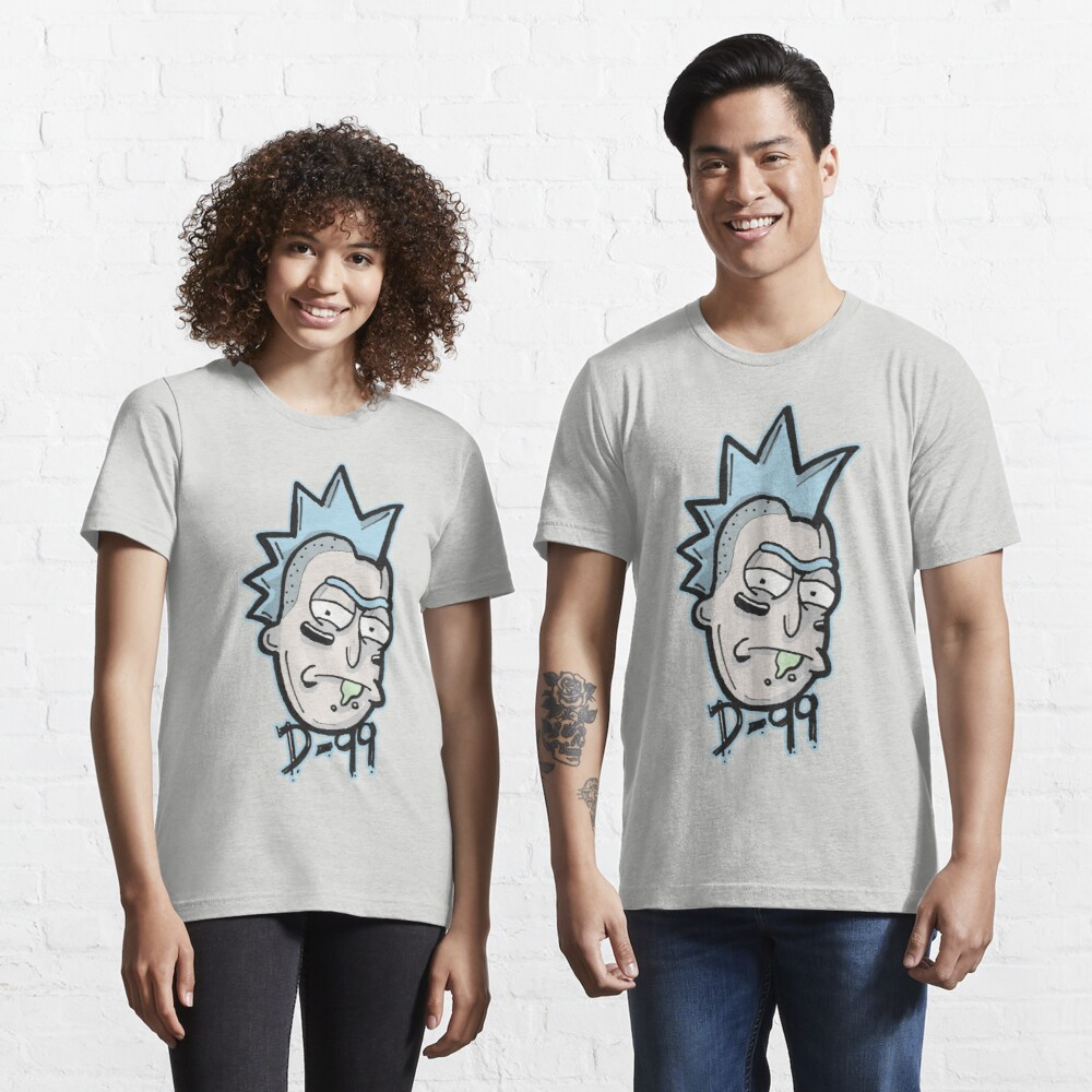D-99 Rick Sanchez from Rick and Morty™ Essential T-Shirt