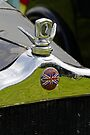 Standard Selby Tourer Grill & symbol by David Carton