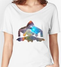 Jirachi used cosmic power Women's Relaxed Fit T-Shirt