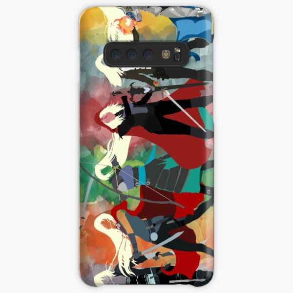 Throne of Glass Series Watercolor Samsung Galaxy Snap Case
