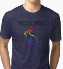 Proud Rabbit Tri-blend T-Shirt