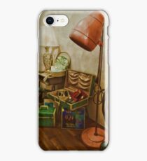 A blast from the past iPhone Case/Skin