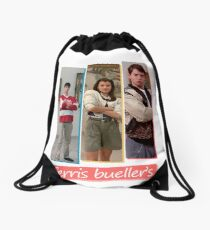 Ferris Bueller Ruhetag - 80er Jahre Turnbeutel