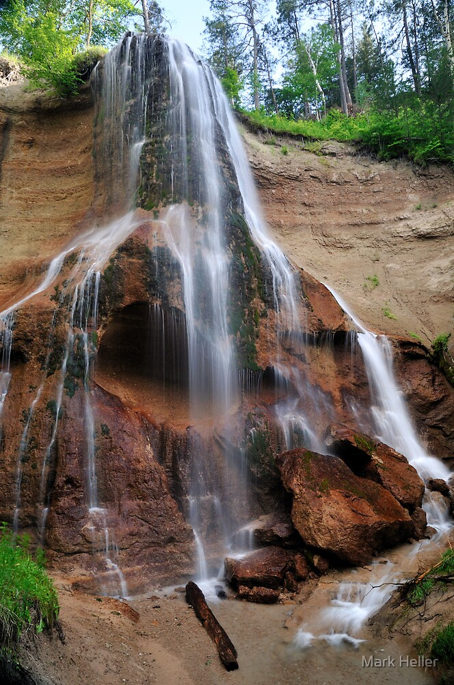 Quot Smith Falls Niobrara River National Scenic Area Quot By