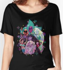 Crystal Gem Fusions Women's Relaxed Fit T-Shirt