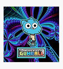 The Amazing World of Gumball | Gumball HD Photographic Print