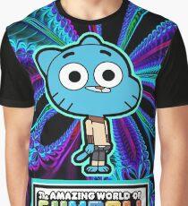 The Amazing World of Gumball | Gumball HD Graphic T-Shirt