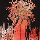 I made it through the wilderness  by Sabrina Nichols