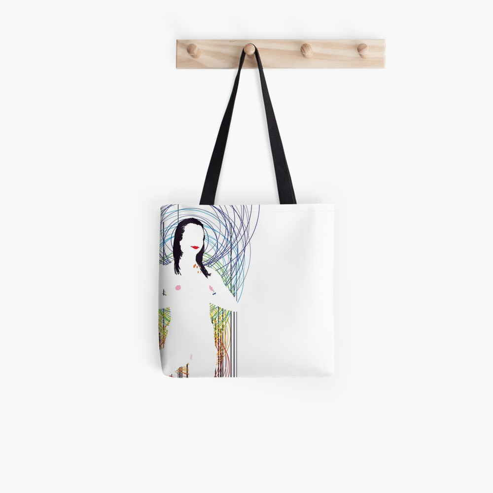 7 chakra Tote Bag