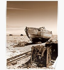 Dungeness Visions 3 Poster